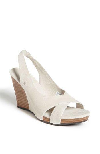 5ff7f86fde5 UGG® Australia  Hazel II  Wedge Sandal - also in brown