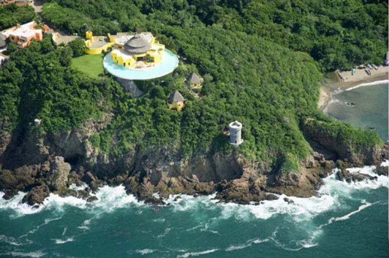 Villa en Costa Careyes