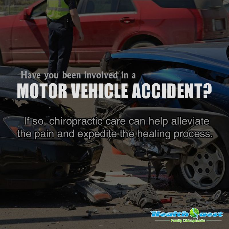 auto accident? Suspect you have whiplash? You may want