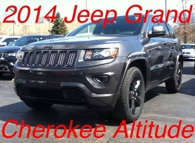 Jeep Grand Cherokee Altitude Units Are Here And Avaiability This