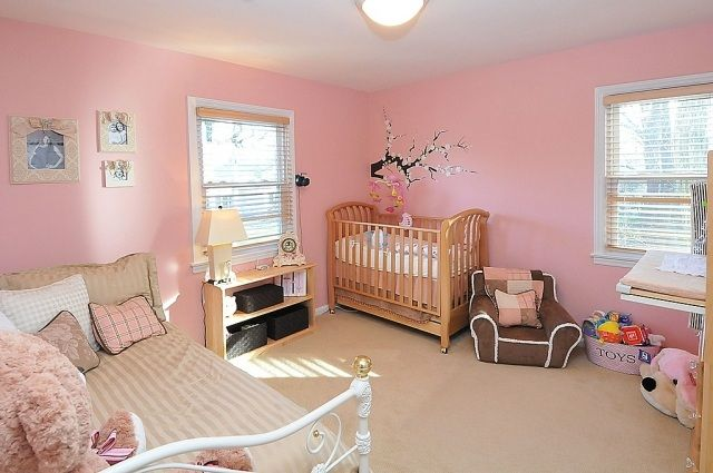 kinderzimmer in beige rosa – goresoerd, Wohnzimmer design