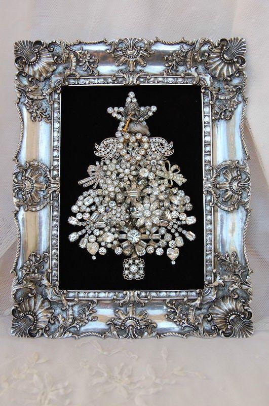 A jewel of a Christmas tree