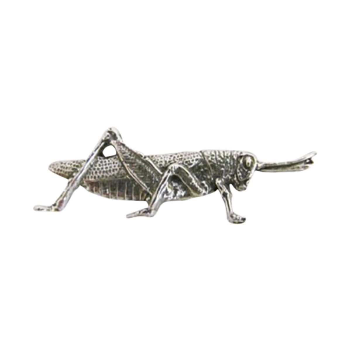 Jewelry Brooch D186PR Yorkie Dog Pewter Lapel Pin