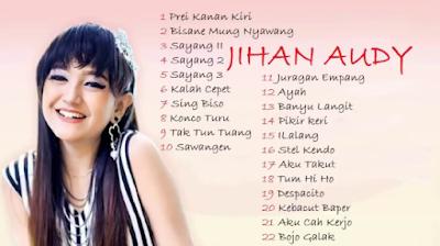 Download Lagu Jihan Audy Mp3 Dangdut Koplo Full Album Terbaru Dan