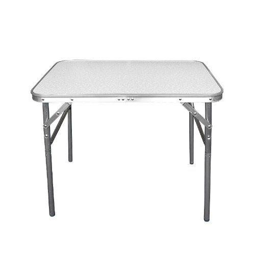 Aluminium Klapptisch Campingtisch 75x55cm Gartentisch Beistelltisch