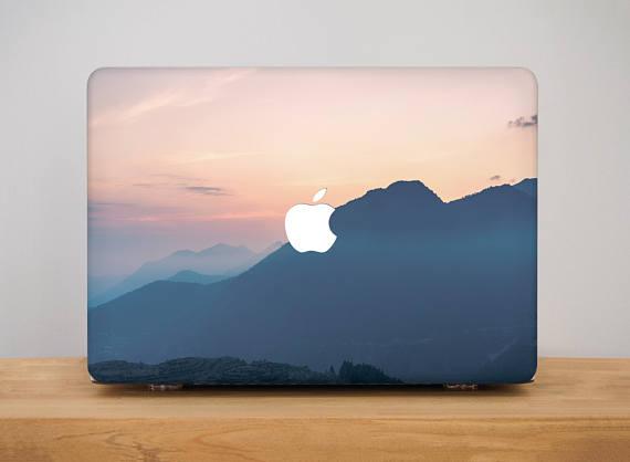 5c40b9976042a Sunset Macbook Air Case Apple Laptop Case 12 inch Macbook Pro ...