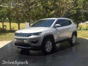 Jeep Compass Variants Revealed Ahead Of Launch Jeep Compass Jeep Vehicles