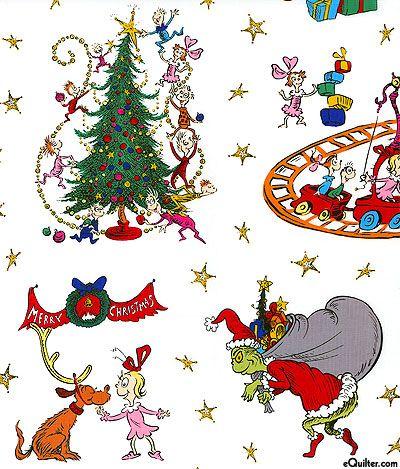 Grinch Fabric Equilter Com Christmas Yard Art Kids Christmas