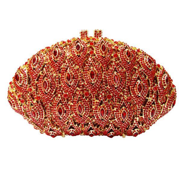 Evil Eye Pattern Crystal Bag Luxury Rhinestone Women Evening Bag Bride Wedding Party_7     https://www.lacekingdom.com/