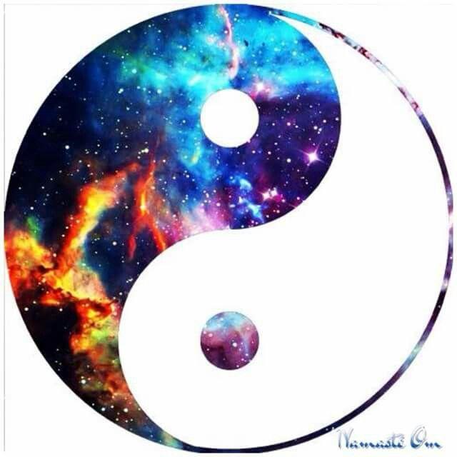 Ying Yang Yin Yang Art Celestial Art Ying Yang Wallpaper