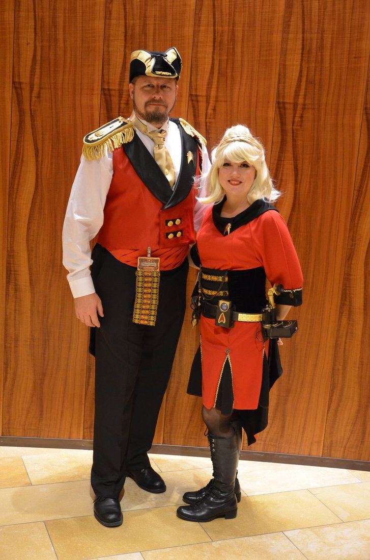 Star Trek TNG lolita dress!!! I must,must, must have this ...