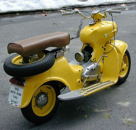 moto scooter rumi occasion