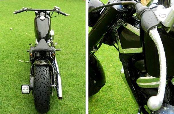 Honda Steed 400cc - Bittoo