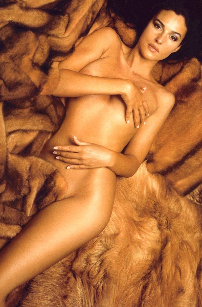 And have Monica bellucci nude hot sex