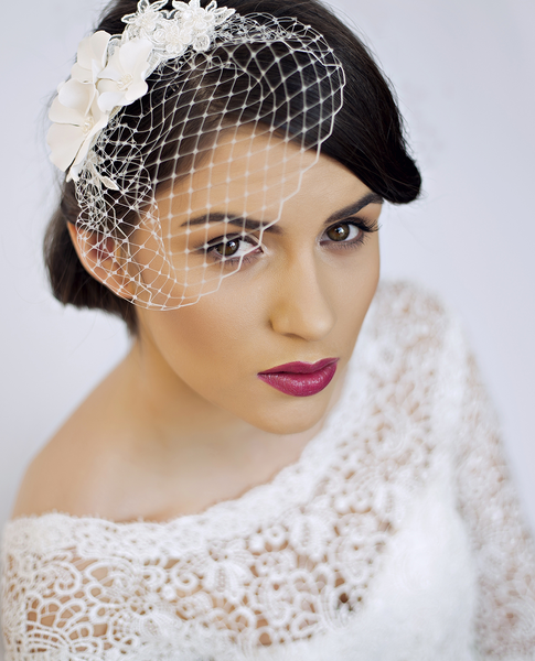 Wedding Hairstyles With Birdcage Veil Google Search Wedding Hair Pieces Bridal Hair Pieces Bridal Hair Clip