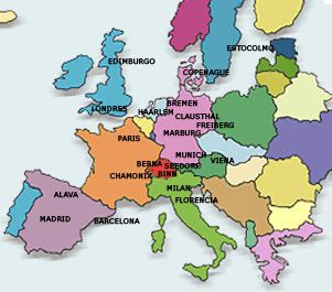 cool europe maps europe maps writing has been updated new images added printable political map of europe with countries and capitals europe map