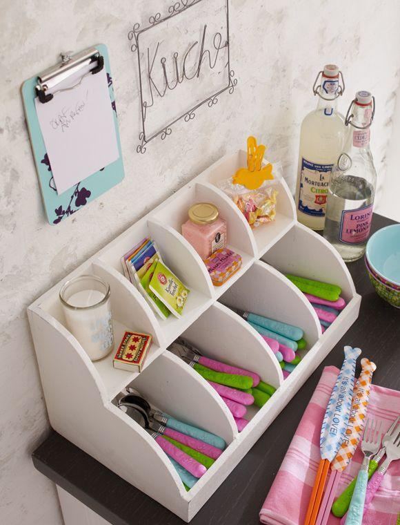 f r ein gro es bild bitte klicken ib laursen car m bel schreibtisch besteckbox auf dem. Black Bedroom Furniture Sets. Home Design Ideas