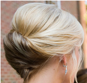 Sensational 1000 Images About French Twist Forms On Pinterest Casual Short Hairstyles Gunalazisus