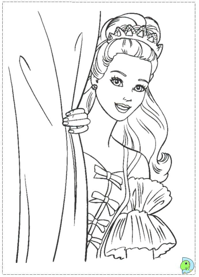 Afbeeldingsresultaat voor barbie in the nutcracker coloring pages ...