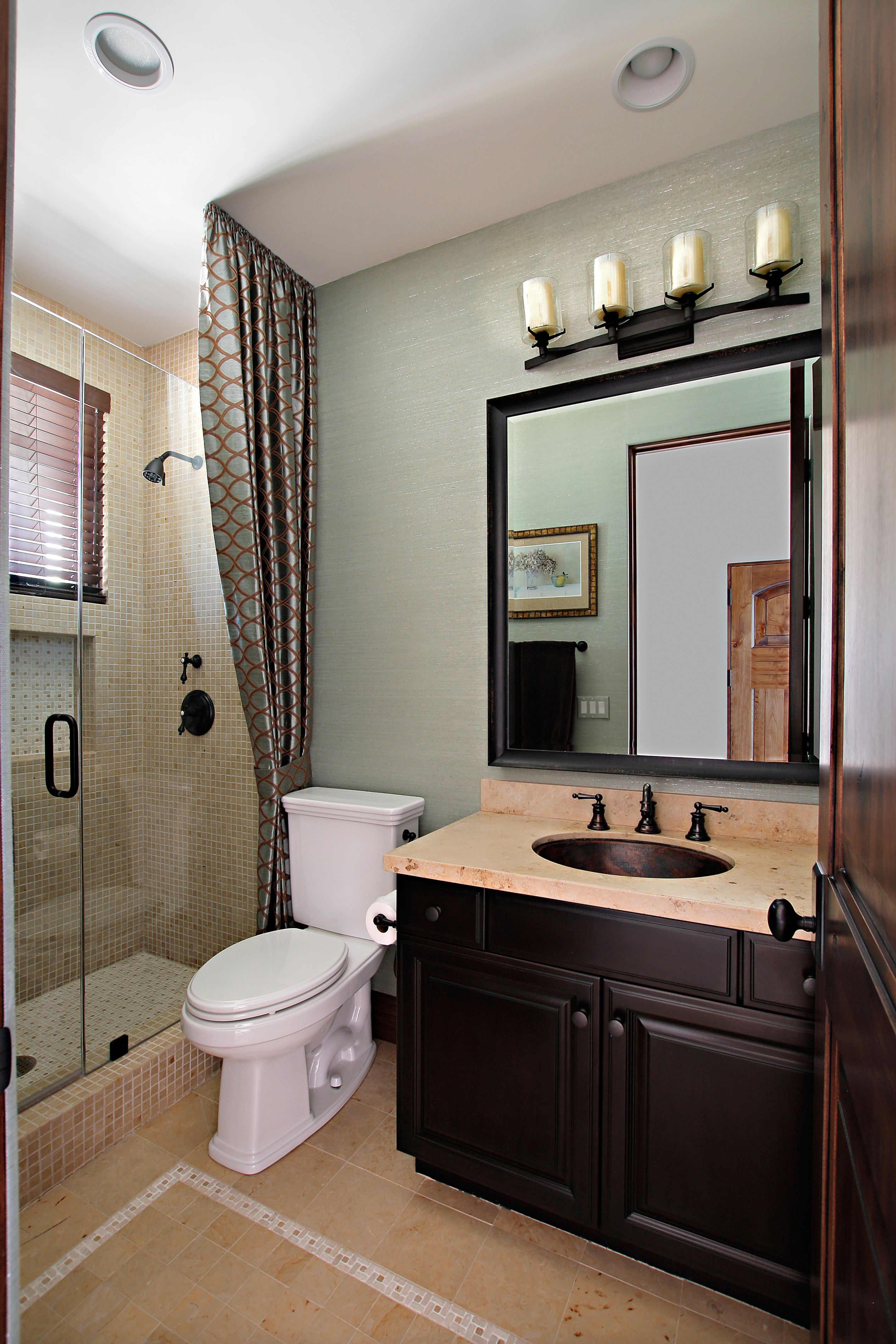 Moderne Kleine Badezimmer Design Bad günstig renovieren