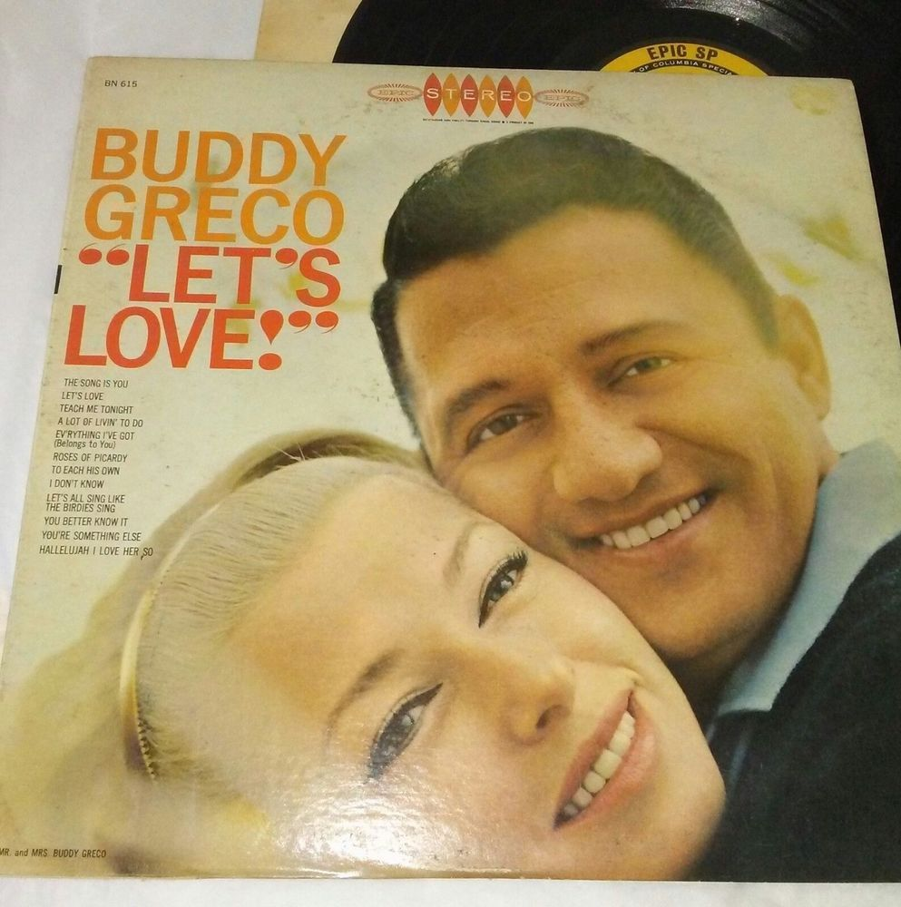 Buddy greco lets love