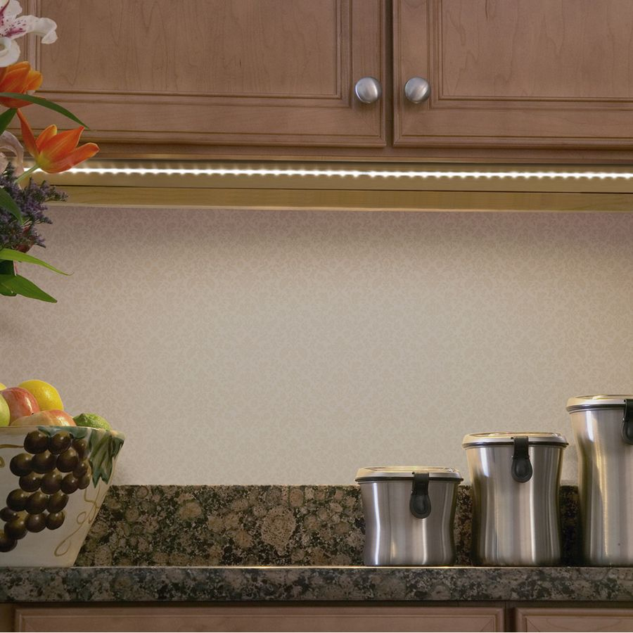 Good Earth Lighting Under Cabinet Led Tape Lights Are Easy