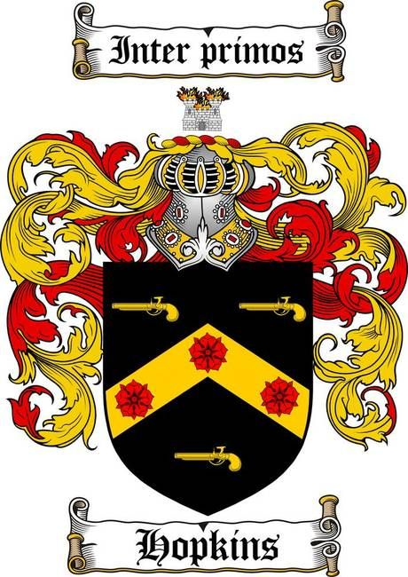 Hopkins family crest coat of arms gifts at 4crests hopkins family crest coat of arms gifts at 4crests thecheapjerseys Gallery