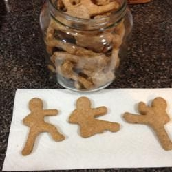 Bacon Flavored Dog Biscuits Recipe Dog Biscuit Recipes Dog