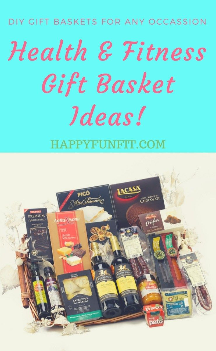 Best health and fitness gift basket ideas fitness gifts