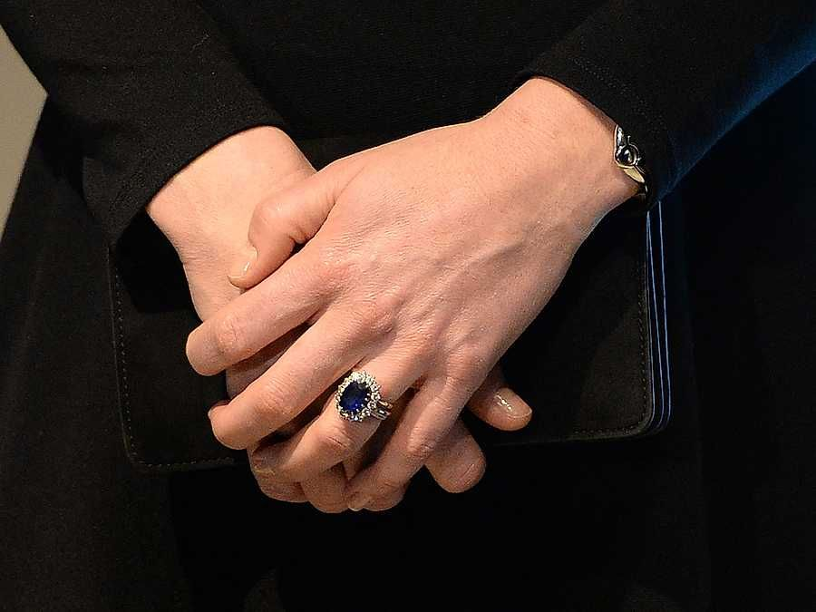 Kate Middleton's Rings: A Definitive Guide To The Duchess ...