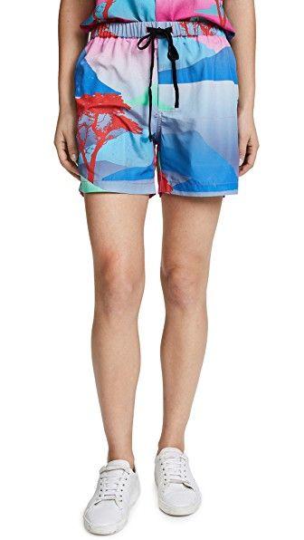 Double Rainbouu Moon Safari Night swim shorts Largest Supplier Inexpensive Classic Online Visit Online 6E9SMKxpu