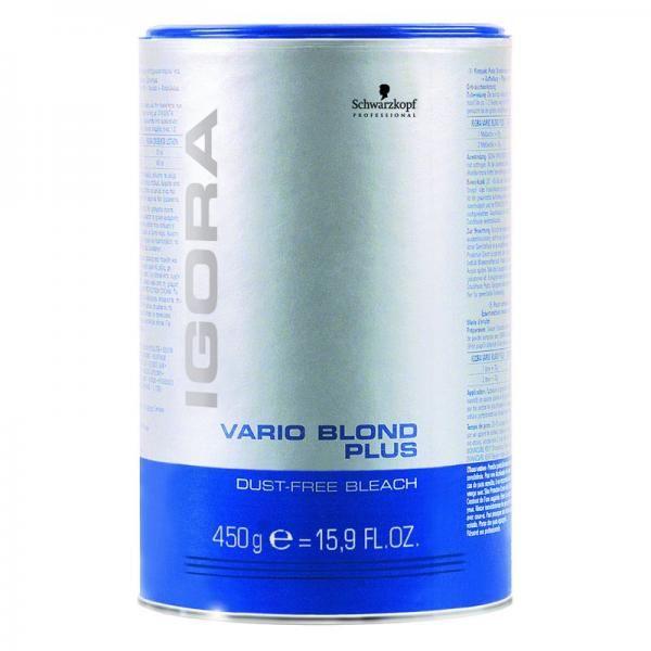 Amazon Com Schwarzkopf Igora Vario Blond Plus Blue Dust Free Bleach 450g 15 9oz Body Hair Bleaching Products Beauty Hair Bleach Powder Blonde Bleach
