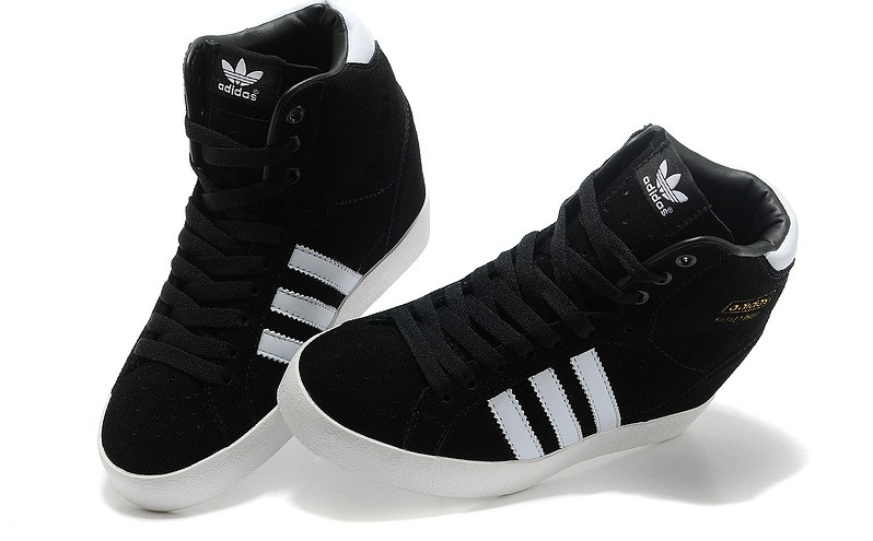 adidas high shoes women