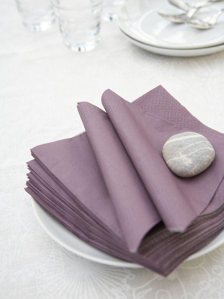 Dusty Lavender Paper Napkins Links To Er Shades Of Purplepaper Napkinswedding