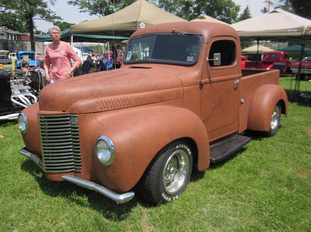 1949 international truck love pinterest rats cars and classic trucks
