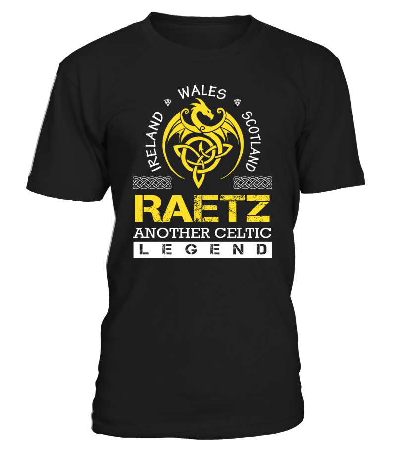 RAETZ Another Celtic Legend #Raetz