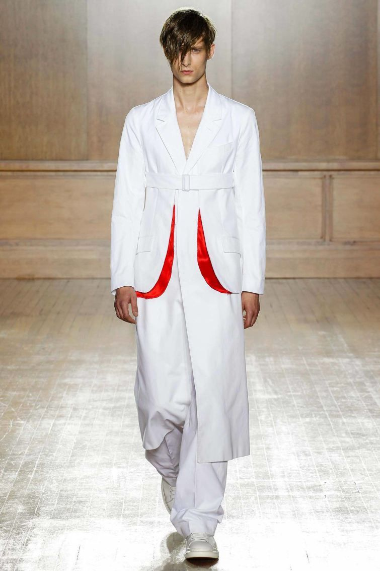 Alexander McQueen SpringSummer 2015 Collection - London Collections Men - DerriusPierreCom005