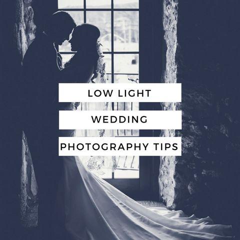 Low Light Wedding Photography Tips