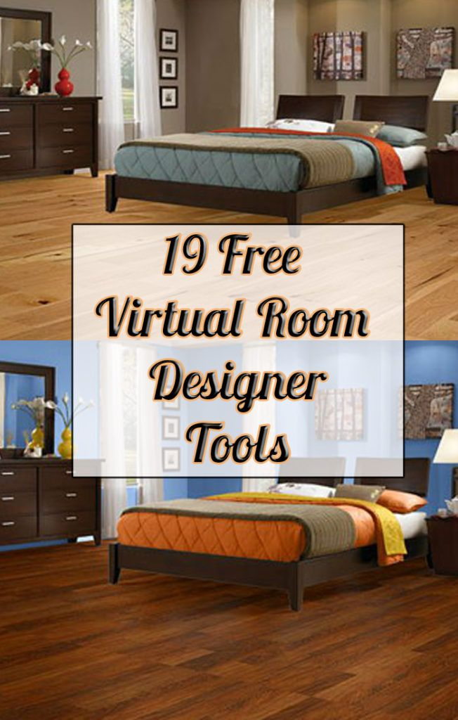 Design your own room with these free home decor  flooring tools upload an image of and you can change colors floors etc also virtual designer best from rh pinterest