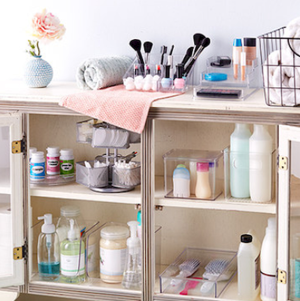45 quick and easy bathroom organization ideas with images