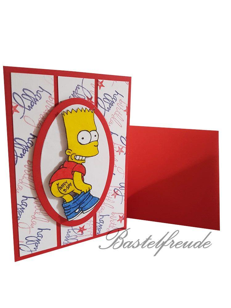 Bart Simpson Geburtstag