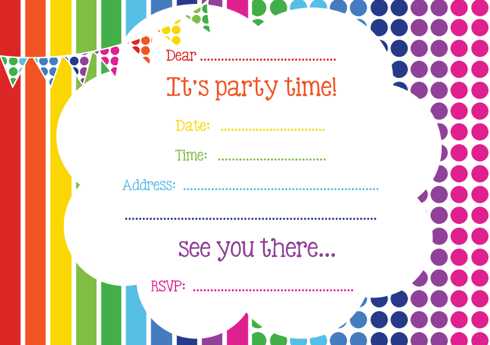 http://www.rubyandtherabbit.com/free-party-printables/free-party-in ...