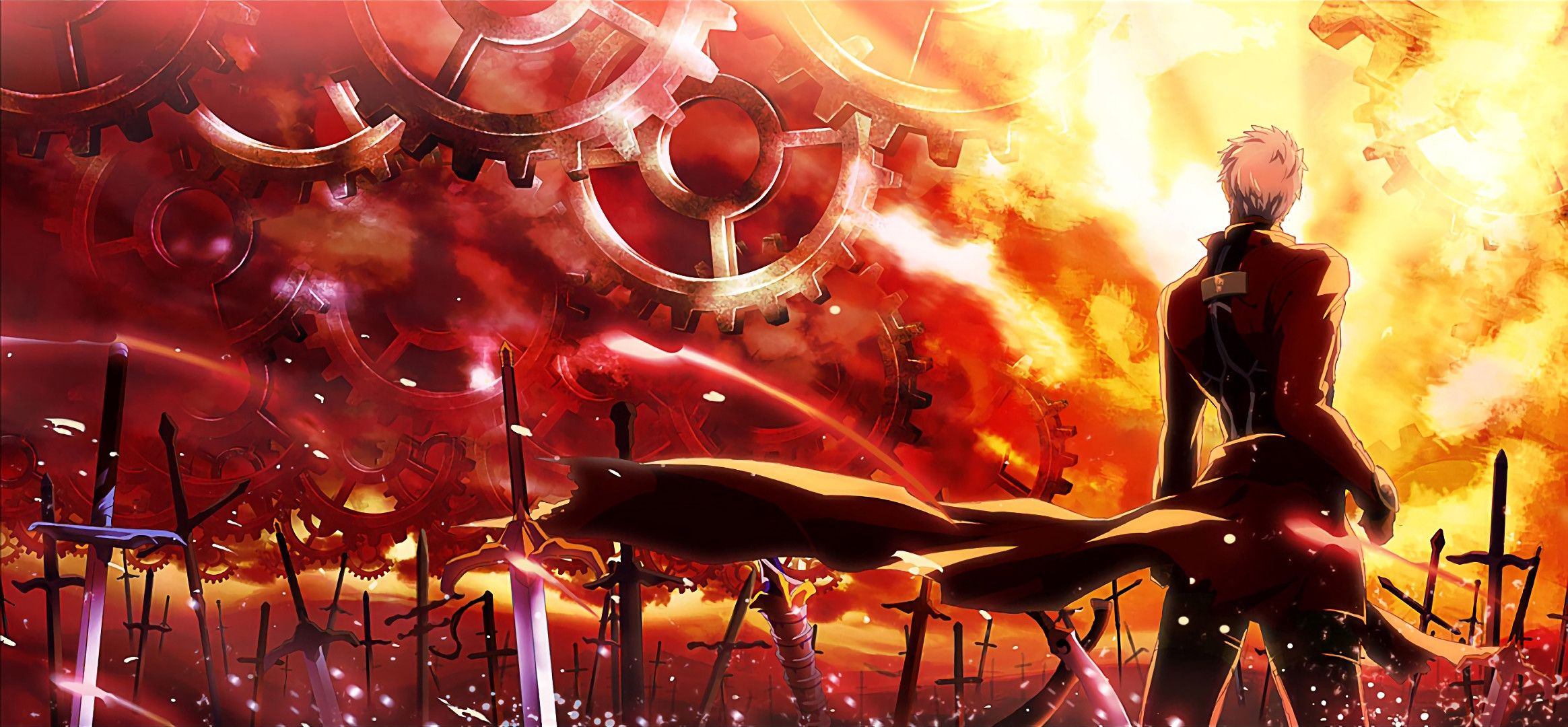 Fate Stay Night Archer Wallpaper Wide Fate Stay Night Stay