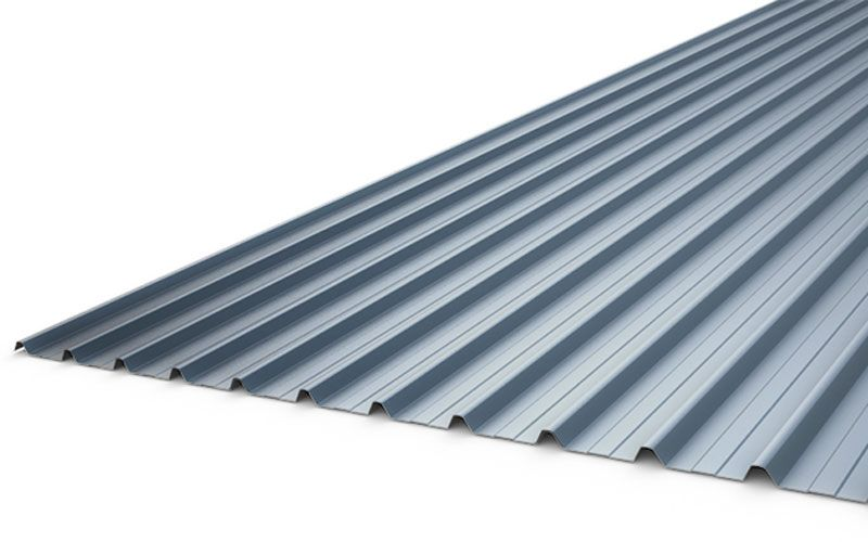 T Rib Roofing Metalcraft Nz In 2020 Roofing Metal Roof Cladding