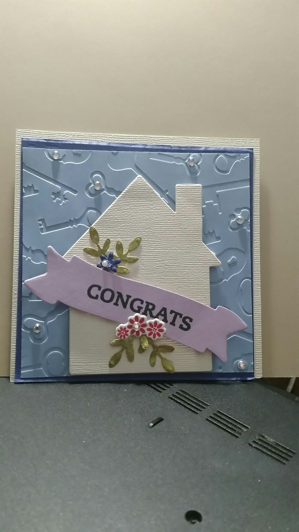 Stampin Up Home Life Bundle For My Welcome Gift #Mdrealtor