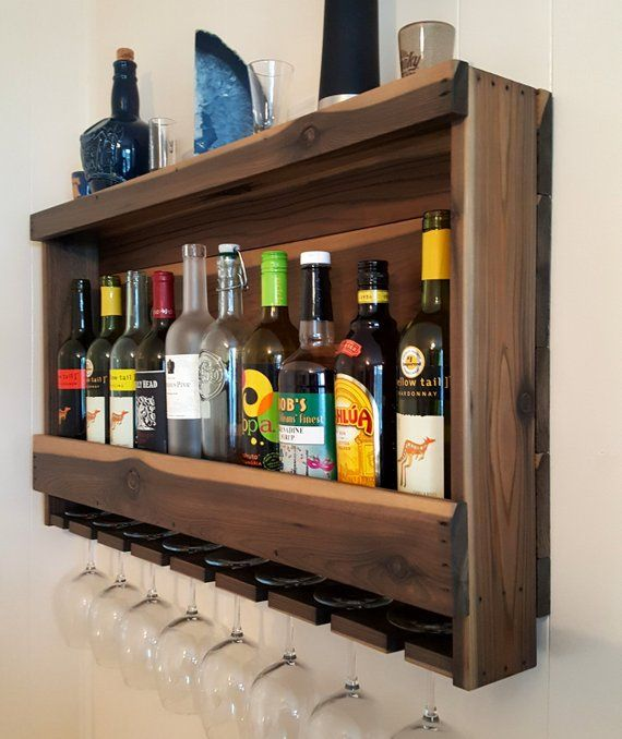 You Are Going To Love Your New Cedar Rustic Wine Rack