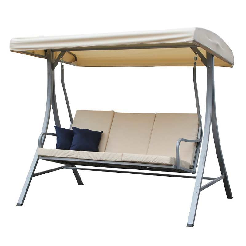 Buy Ellister Umbria 3 Seater Garden Swing Seat at Guaranteed ...