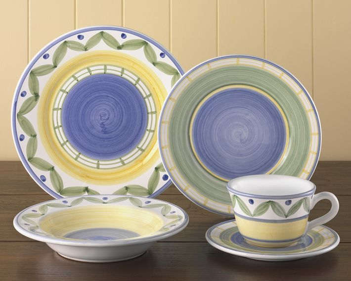 Marisol Dinnerware from Williams u0026 Sonoma from Sicily. & Marisol Dinnerware from Williams u0026 Sonoma from Sicily. | Table ...