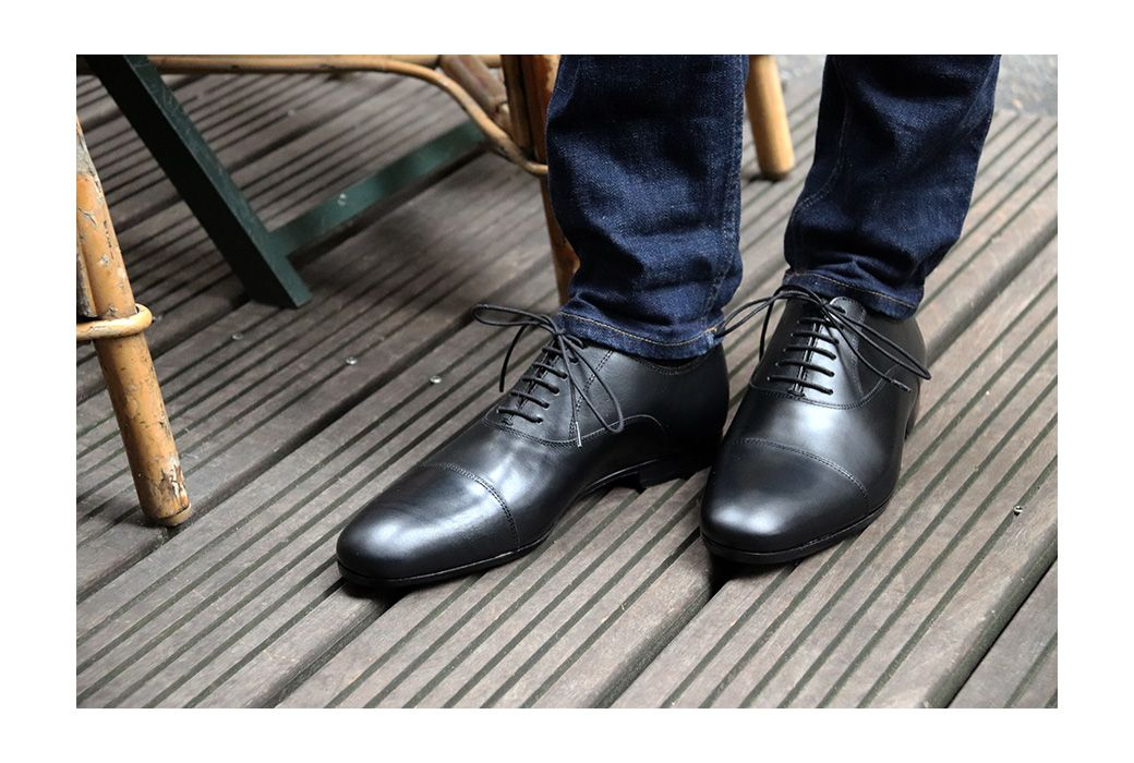 9678c80740a Chaussure ville homme Richelieus Durham Patin - Bexley
