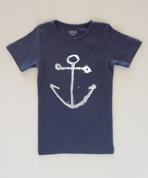 blue t-shirt anchor- I'm totally going to make this